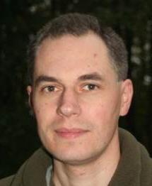 Dr. Norman Stier koordiniert das Wolfsmonitoring in Mecklenburg-Vorpommern