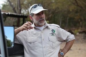 Dr. Christof Schenck ist Geschäftsführer der Zoologischen Gesellschaft Frankfurt.