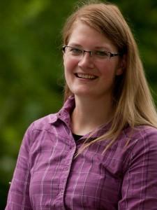 Dr. Britta Habbe auf dem Weg zu neuen Ufern.
